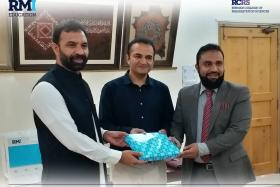 Rehman College of Rehabilitation Sciences (RCRS) & Khyber Medical University (KMU) Collaboration