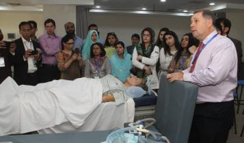 Two days workshop on Physical Therapy Management in ICU